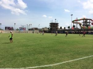 Structuring up - 2014 Bali 9s, Canggu Club